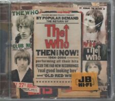THE WHO CD NEW SEALED 2004 THEN and NOW 1964-2004 20 classics SUBSTITUTE PINBALL