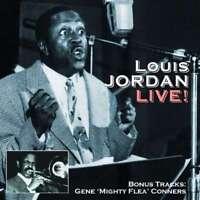 Jordan Louis - Live! Neue CD