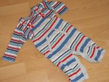 Next Striped Dungarees Boys' Trousers & Shorts (0-24 Months)