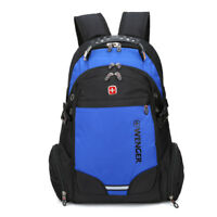 Swissgear Men Large Capacity Backpack Laptop Bags College Tide Casual School Bag