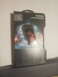 LifeProof FRE Waterproof Case for iPhone SE-1st Edition(2016)/5s/5 Grey 77-53686