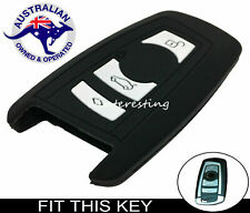 BMW SILICONE CAR KEY CASE COVER HOLDER PROTECTOR fits 3 5 7 SERIES X1 X3 X5 X6
