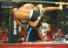 2009 TOPPS UFC ROUND 1 DEBUT  ROOKIE RC JOSH KOSCHECK #23 TUF 1