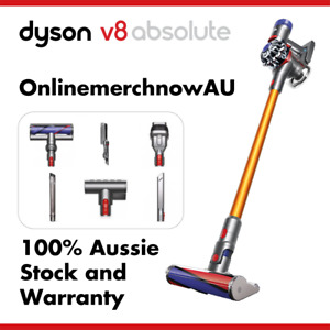 **NEW** Dyson V8 Absolute Cordless Vacuum AU STOCK (2YR Warranty)