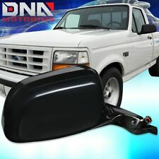 FOR 1992-1997 FORD F150 BRONCO OE STYLE POWER RIGHT SIDE DOOR MIRROR F5TZ17682E