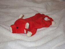 Ty Beanie Babies - Snort the Bull - no hang tag