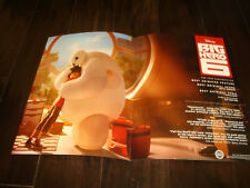 BIG HERO 6 Oscar ad Disney, for Best Animated Film, Best Song by Fall Out Boy