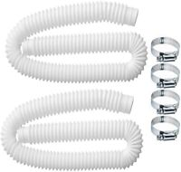 Replacement Premium Hose Pump Accessory Kit for 59 x 1.25 Inch Swimming Pool NEW