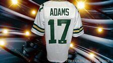 Green Bay Packers Davante Adams Autographed Pro Style White Jersey JSA Cert