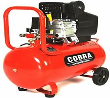 50 Litre Air Compressor - 9.6CFM 2.5HP 230V 11 Portable New