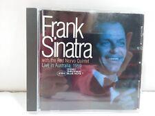 FRANK SINATRA - Frank Sinatra With Red Norvo Quintet: Live In Australia