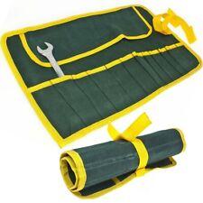 Penggong Imperméable Roll Clés Tournevis Tool Kit Sac de Rangement Pochette étui Q8