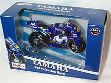 Yamaha Moto Gp 46 Valentino Rossi Movistar Motorbike 2018 New in Box 1-18 scale