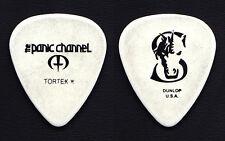 The Panic Channel Dave Navarro White Guitar Pick  - 2006 Tour