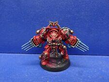 Space Hulk Blood Angels Terminator hermano claudio top pintado