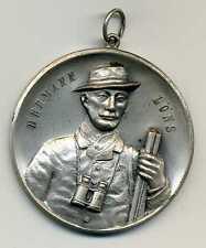 Medalla Hermann Löns plata 925 m_167