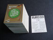 *** Panini Euro 88 Stickers (1988) ***