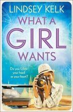 What A Girl Wants - Lindsey Kelk Paperback