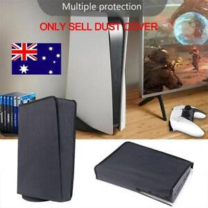 Host DustProof Cover Skin Soft Protector Sleeve for PS5 Play-station 5Console AU