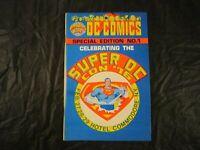Amazing World of D.C. Comics #1 - super D.C. Con New York - 1976 NM rare