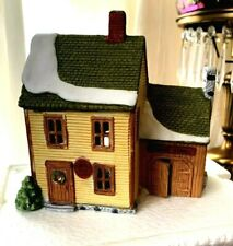 Department 56 New England Village Timber Knoll Log Cabin