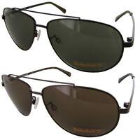Timberland Mens TB7137 Wire Rim Aviator Fashion Sunglasses