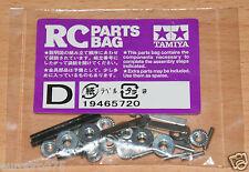 Tamiya 58391 Hotshot (Re-Release), 9465720/19465720 Screw Bag D, NIP