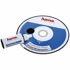 Hama CD Laser Lens Wet Cleaner & 8ml Cleaning Fluid Included