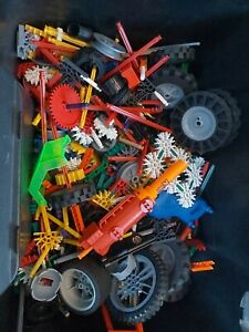 Knex mixed bundle about 3.8kg