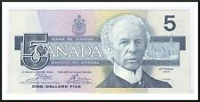 Bank Of Canada 1986  Paper Money