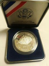 1987 US Constitution - 90% SILVER - SILVER DOLLAR - US MINT