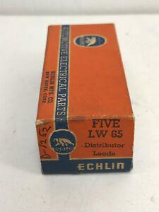 NOS Napa Echlin LW-65 Distributor Cloth Lead Wire (Chevrolet/GMC/Trucks)
