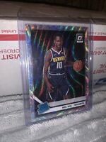 2019-20 BOL BOL Donruss Optic Rated Rookie Holo Silver Prizm Card #162 RC