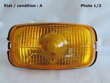Optique phare feu anti-brouillard jaune Iode H1 SEV MARCHAL Fantastic 656 NEUF