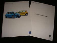 Catálogos de motor para Peugeot