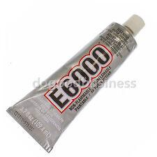 Industrial Strength E6000 Glue 109ml/3.7oz for Rhinestones Crystals, Inc Nozzle