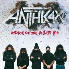 Anthrax - Attack Of The Killer B's (NEW CD)