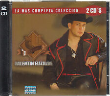 CD  - Valentin Elizalde NEW La Mas Completa Coleccion 2CD/DVD - FAST SHIPPING !