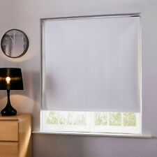 Easy to Change UV Resistant 100 Thermal Blackout Roller Blind Blinds Home Bedro