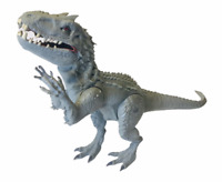 Jurassic Park World Indominus Rex Chomping Roaring Action Figure Lights & Sounds