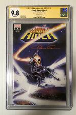 Clayton Crain Signed Autographed Cosmic Ghost Rider #1 Marvel Comics 9.8 CGC 2