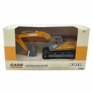 1/50th Scale Case Construction CX210D Toy Excavator by ERTL die cast ZFN14939