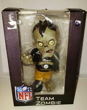 Team Zombie Pittsburgh Steelers Forever Nightmares Figure/Doll In Box