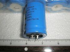 Sprague 80D 15000uf 35vdc Aluminum Electrolytic Capacitor (x1pc.) (N.O.S.)