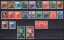 Italia Repubblica 1945 Democratica MH* Ottima Centratura (026)