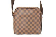Louis Vuitton Damier Ebene Olav PM Shoulder Bag N41442 - YG00033