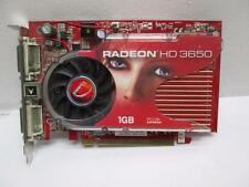 VISIONTEK ATI RADEON HD 3650 1GB GDDR2 PCIe VIDEO GRAPHICS CARD VT-400349