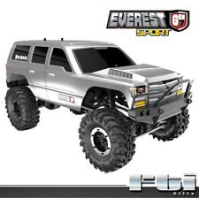 Redcat Racing Everest Gen7 Sport 1/10 Silver Brushed Electric Off-Road RC Truck