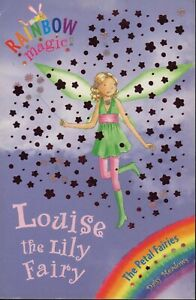 Rainbow Magic #45 LOUISE the LILY FAIRY - NEW CONDITION - FREE POST