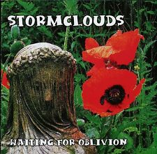 STORMCLOUDS - Waiting For Oblivion - 5 track CD ep featuring Childe Roland NEW